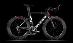 Argon 18 - E117. Is this the TT bike for me?