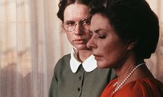 """Eva (Liv Ullmann) to Charlotte (Ingrid Bergman): """"A mother and a daughter... what a terrible combination of feelings and confusion and destruction."""" -- Autumn Sonata (1978)   Höstsonaten (original title)  Director: Ingmar Bergman"""