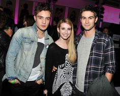 Chace Crawford, Khloe Kardashian at T-Mobile Android-Powered 4G launch