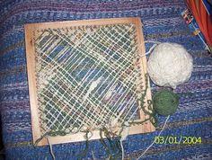 Bias weaving
