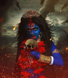 Kali Shiva, Kali Hindu, Kali Mata, Shiva Art, Shiva Shakti, Hindu Art, Maa Kali Images, Shiva Parvati Images, Durga Images