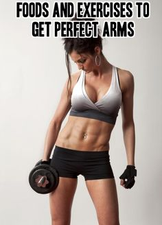 Foods And Exercises To Get Rid Of Flabby Arms exercises