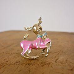 1950s Deer Brooch / 50s Doe Pin by jessjamesjake on Etsy, $20.00