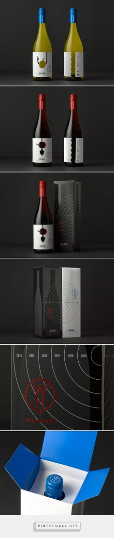 Winehunters - Packaging of the World - Creative Package Design Gallery…