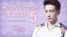 TOP 5 Rain (Bi) K-Dramas -  My Top 5 Korean Dramas with Jung Ji-hoon / 정지훈 / 비 - The kdramas in alphabetical order :  A Love To Kill / 이 죽일놈의 사랑 - Fugitive: Plan B / 도망자: Plan B - Full House / 풀하우스 - My Lovely Girl / 내겐 너무 사랑스러운 그녀 - Please Come Back, Mister / 돌아와요 아저씨 -  I Also Watched :  Sang Doo, Let's Go To School / 상두야,학교가자!