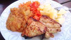 Pork, Chicken, Meat, Kale Stir Fry, Pork Chops, Cubs