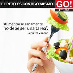 Jennifer Vimbor. #gofitness #clasesgo #ejercicio #gym #fit #fuerza #flexibilidad #reto #frasesgo #jennifervimbor Go Fitness, Just Do It, Cantaloupe, Fruit, Food, Frases, Flexibility, Strength, Exercises