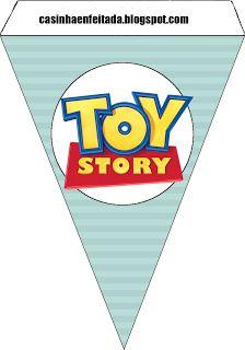 Kit Toy Story Para Imprimir Grtis