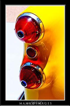 53 Buick Roadmaster Tail Light. Photo by mahu54 on deviantART
