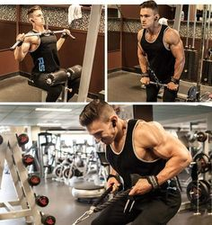 Abel Albonetti's Ultimate Back Workout - Bodybuilding.com | Come get your fitness on at Powerhouse Gym in West Bloomfield, MI! Just call (248) 539-3370 or visit our website http://powerhousegym.com/westbloomfield/ for more information!