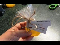 Domáce medové mydlo z čistého glycerínu - YouTube Youtube, Handmade, Hand Made, Youtubers, Youtube Movies, Handarbeit