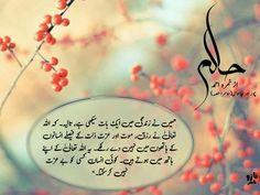 #BakhtawerBokhari Best Quotes In Urdu, Best Islamic Quotes, Quran Quotes Inspirational, Urdu Quotes, Quotations, Life Quotes, Qoutes, Motivational, Urdu Novels