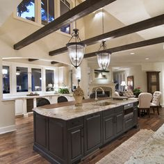 Most Popular Kitchen Paint Colors Design, Pictures, Remodel, Decor and Ideas - page 2