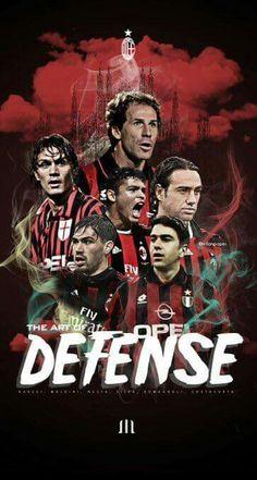 Ac Milan Kit, Football Shirts, Past, Soccer, Animation, Messi, Wallpapers, Hs Sports, Football