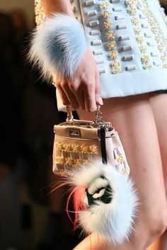 Fendi Spring 2015 Ready-to-Wear - Details - Gallery - Look 112 - Style.com