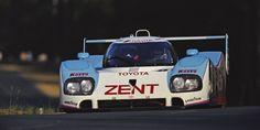 Let's Remember Toyota's 1992 V10-Powered Le Mans Monster