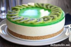 Baileys Cheesecake, Kiwi, Food And Drink, Sweets, Baking, Desserts, Room Decor, Decor Ideas, Cakes