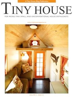 PDF Magazine - Tiny House Magazine | The Tiny Mile | Scoop.it