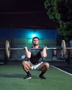 Chris Clark, Gymshark Athlete, smashin' the Barbell Thrusters! Test your training skills with this challenging workout exercise. Fitness Workouts, Leg Workouts For Men, Home Workout Men, Gym Workout Videos, Fitness Gym, Muscle Fitness, Butt Workout, Fitness Motivation, Bodybuilder