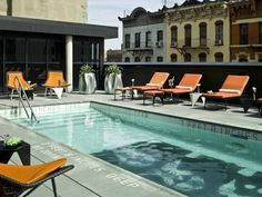 Located in New York's trendy Lower East Side, SIXTY LES features a seasonal rooftop pool, beer garden and sushi restaurant, 500 metres from the New Museum. Free WiFi access is offered. #bestworldhotels #travel #us #newyork