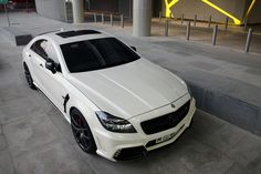 Mercedes-Benz Wald CLS 63 AMG C218 Black Bison Edition