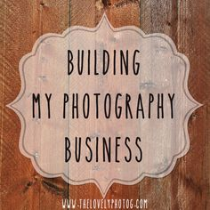 Building My Photography Business|10 Things I've Learned My First Year As A Professional Photographer