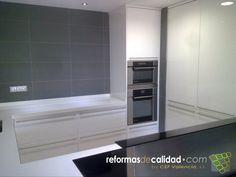 Reforma de cocina realizada en Paterna.  Año 2010.  CEF Valencia  www.cefvalencia.es