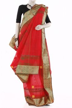 This exclusive handloom saree made by Pure Cotton with nice Design – good colour combination.