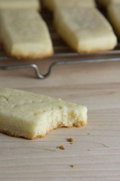 Shortbread: I love shortbread!