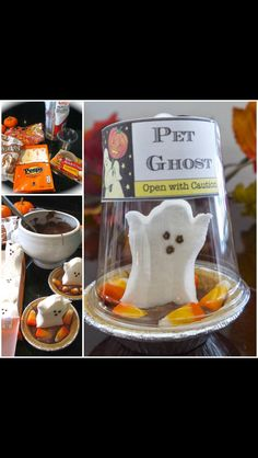 The GREATEST Halloween Dessert Ideas that are genius but simple and perfect for kids. Having a Halloween party? Save these Halloween Dessert ideas NOW! Halloween Class Treats, Halloween Crafts For Kids, Halloween Desserts, Halloween Ghosts, Halloween 2017, Holidays Halloween, Holiday Crafts, Holiday Fun, Happy Halloween