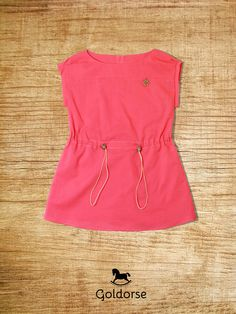 Coral Dream. Our handmade clothing for kid. $30