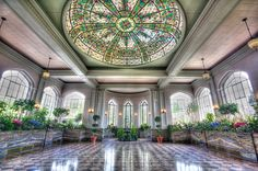 Casa Loma Conservatory, Casa Loma, Toronto, Ontario, Canada, by willp0rter