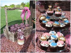 Lynlee's Petite Cakes: Yee Haw, Cowgirl!