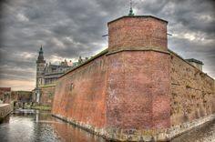 Kronborg Slot Helsingør Danmark