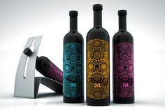 M by Maria Fernanda Suarez Cuberos, via Behance