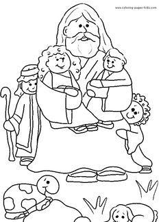 Great website for Sunday school printables activities etc