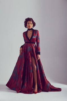 "Sevon Dejana's Glam ""Ohun Ijinle"" (Mystery) 2016 Collection 