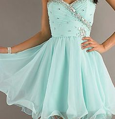 Cute homecoming dress!...even though its Prom today