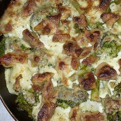 Brokkolis csirke burgonyával és spárgával Recept képekkel -   Mindmegette.hu - Receptek