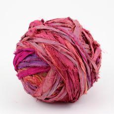 Jedwabne pasmo sari różowa pantera [3m] Jewlery, Sari, Stone, Diy, Jewelry, Saree, Rock, Bijoux, Bricolage