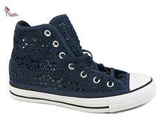 CT II Hi, Chaussures Homme, Gris (Thunder/White/Navy), 36.5 EUConverse