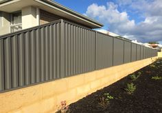 Corrosion resistant outdoor WPC fence