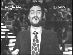 Nino Manfredi - Tanto Pe' Cantà - YouTube