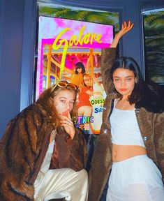 retro bitches💨 uploaded by BABY on We Heart It