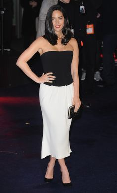 Olivia Munn at the UK premiere of RoboCop.