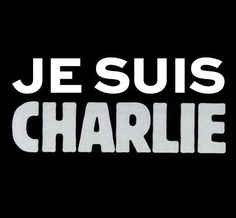 ON est TOUS des Charlie ! Plus que jamais relayer les illustrations de Charlie Hebdo pour lutter contre la barbarie! WE ARE CHARLIE !