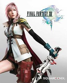 Finally got some free time and decided to spend it playing FFXIII
