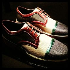 Men's shoe trends 2014  | ... Laurent: Nicholas Kirkwood Mens Shoes 2014 Spring Summer Collection