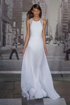 DKNY at New York Fashion Week Spring 2013 - StyleBistro