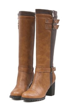 All-matching Dress Boots - OASAP.com
